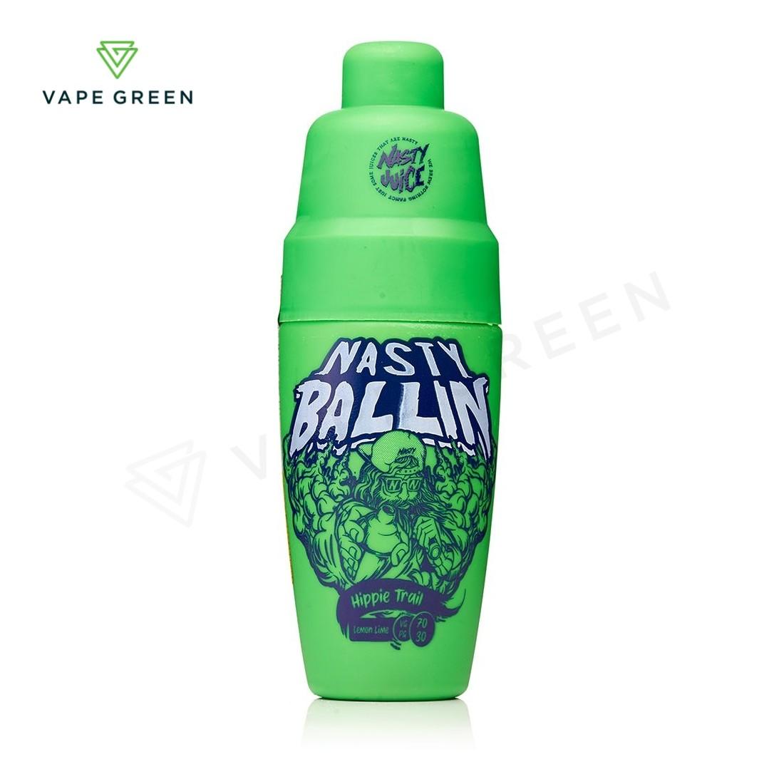 Hippie Trail E-Liquid by Nasty Ballin 50ml