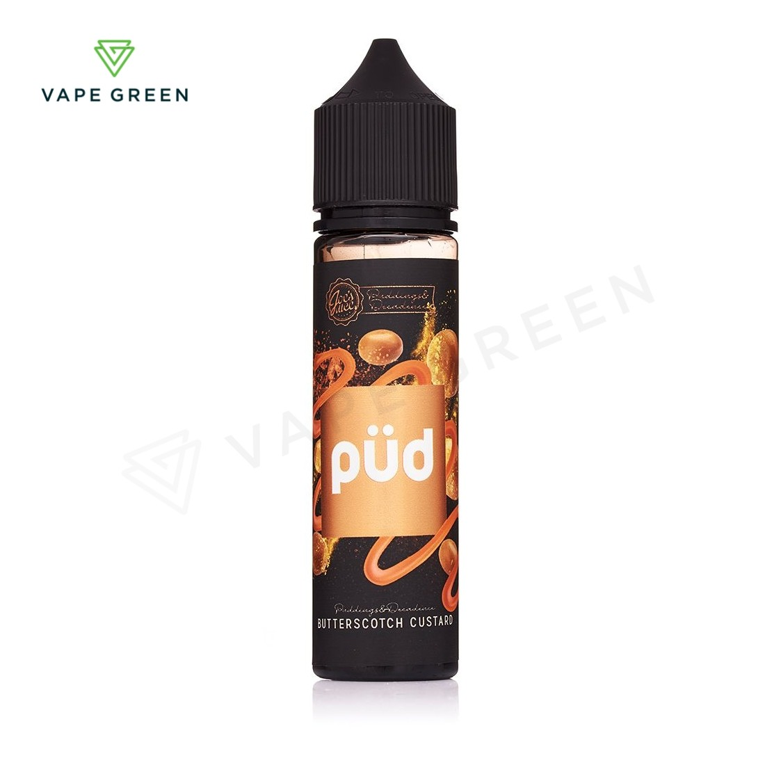 Butterscotch Custard E-liquid by Pud 50ml