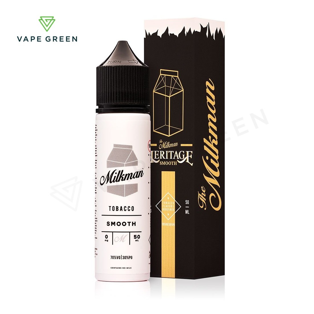 Smooth E-Liquid by The Milkman Heritage 50ml