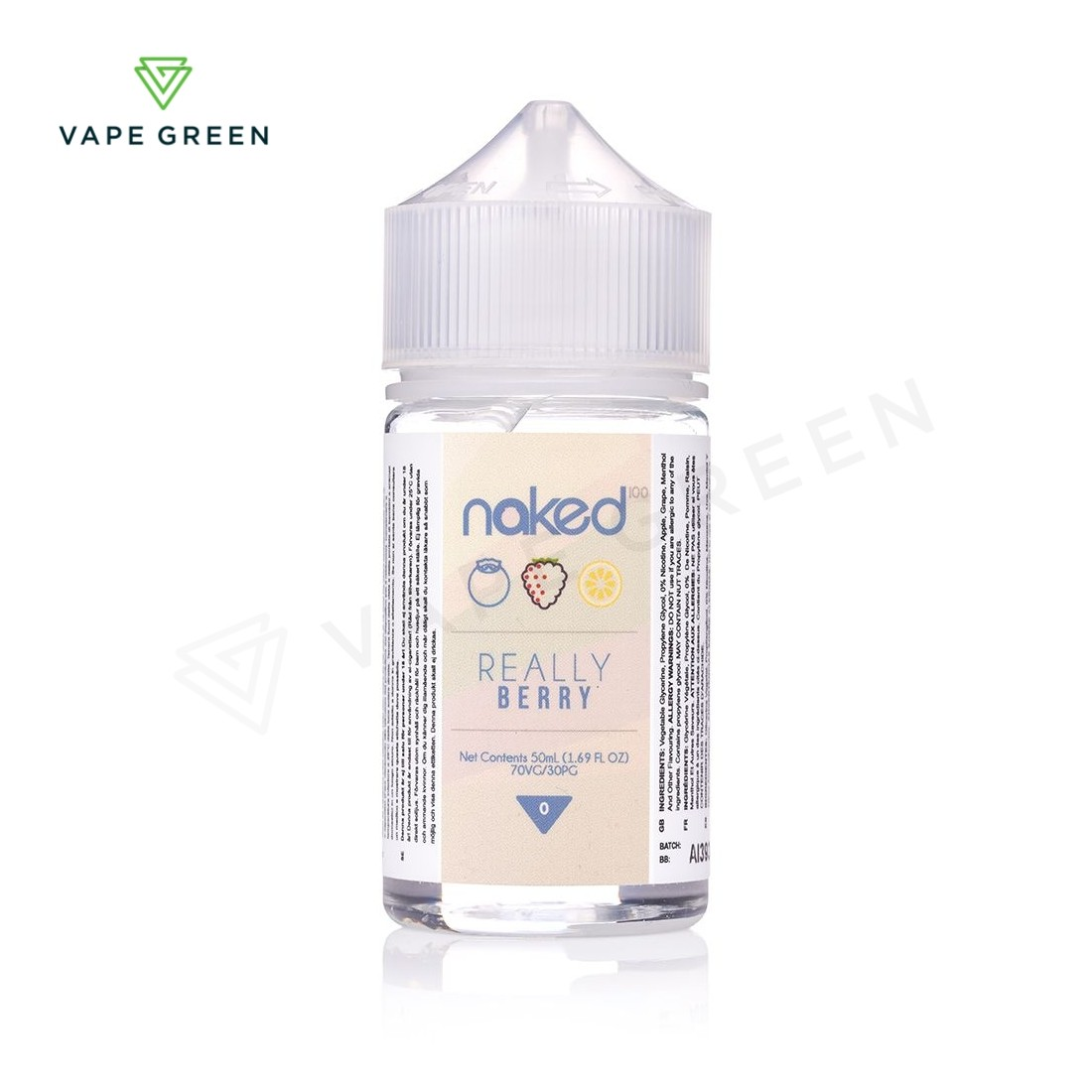 Really Berry E-liquid by Naked 100 - 50ml