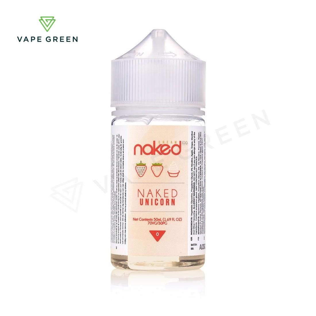 Naked Unicorn E-liquid by Naked 100 - 50ml
