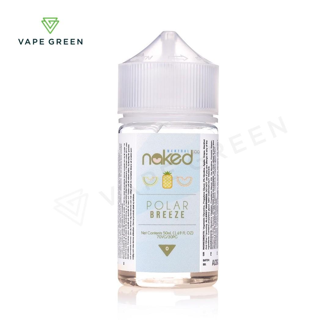 Polar Breeze E-liquid by Naked 100 - 50ml