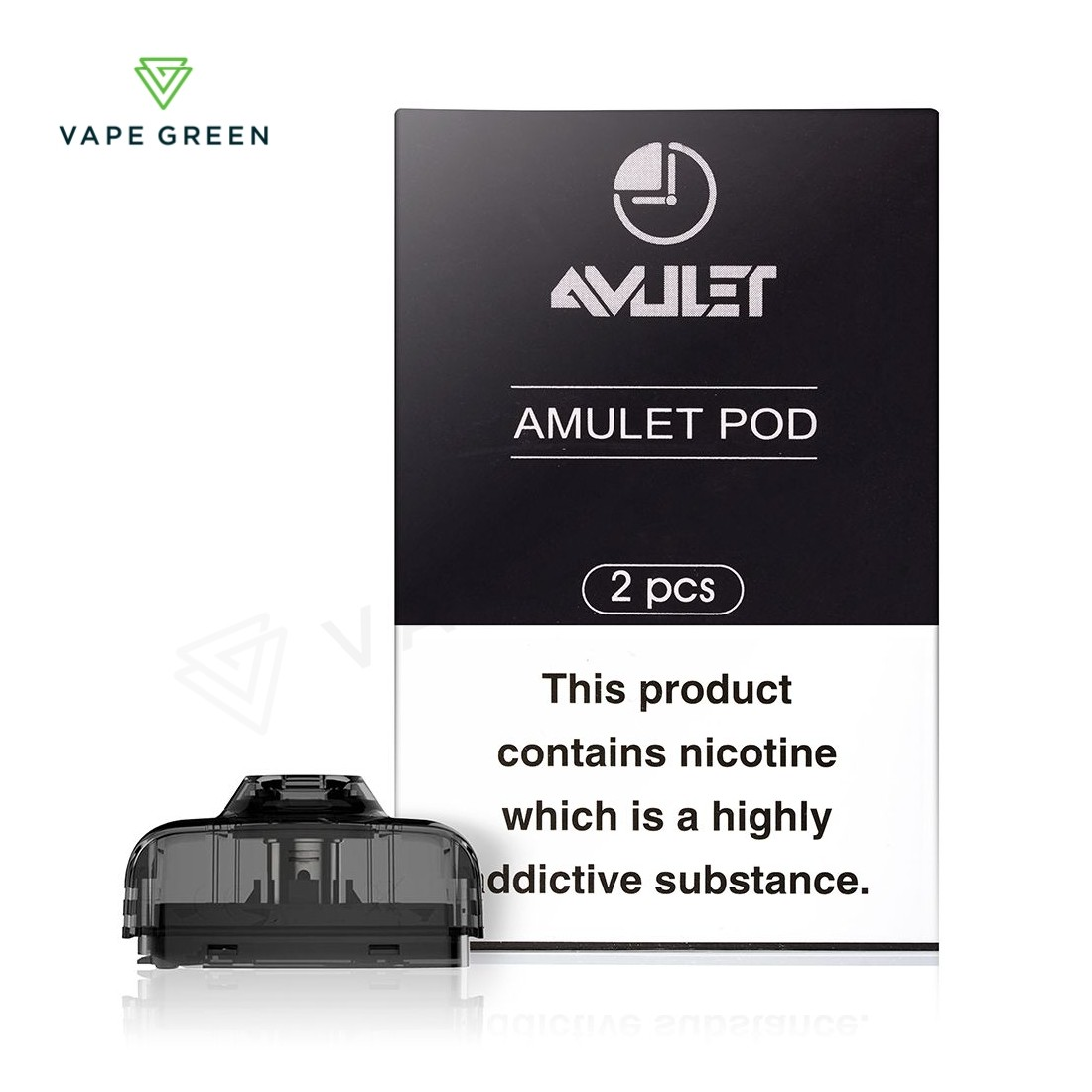 Uwell Amulet Replacement Pods - Pack of 2