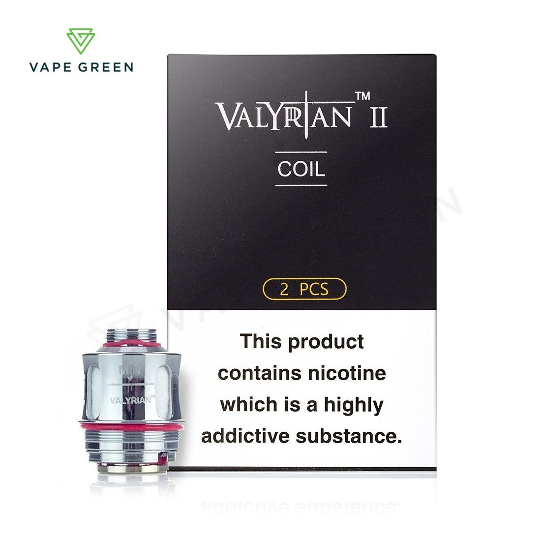Uwell Valyrian 2 Replacement Coils - 2 Pack