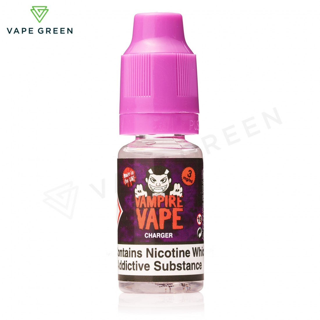 Charger E-Liquid by Vampire Vape 50/50