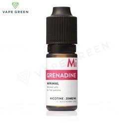 Grenadine E-Liquid by MiNiMAL Nic Salt