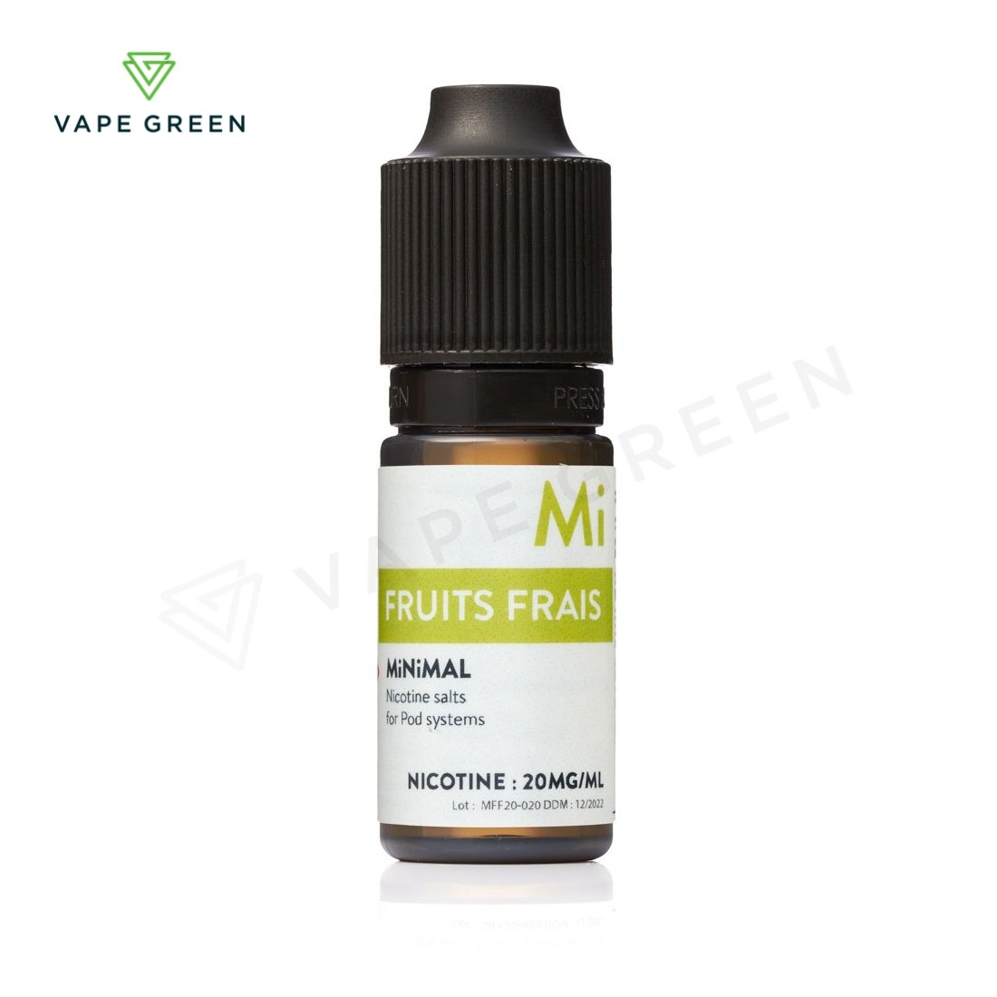 Frosted Punch E-Liquid by MiNiMAL Nic Salt