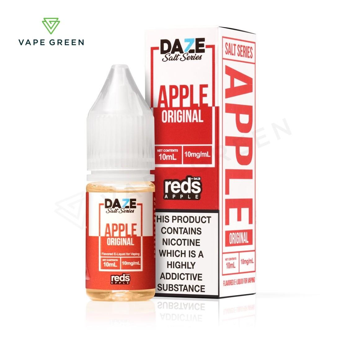 Apple Original E-Liquid by Reds Apple Nic Salt