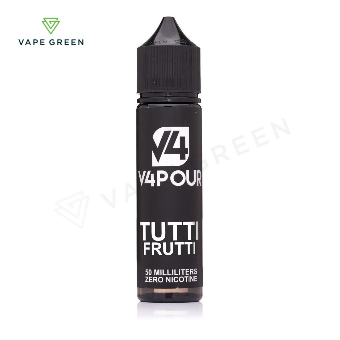 Tutti Frutti E-liquid by V4 Vapour 50ml