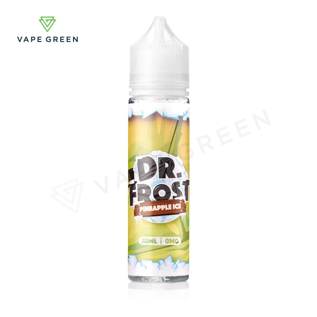 Pineapple Ice E-liquid by Dr Frost 50ml