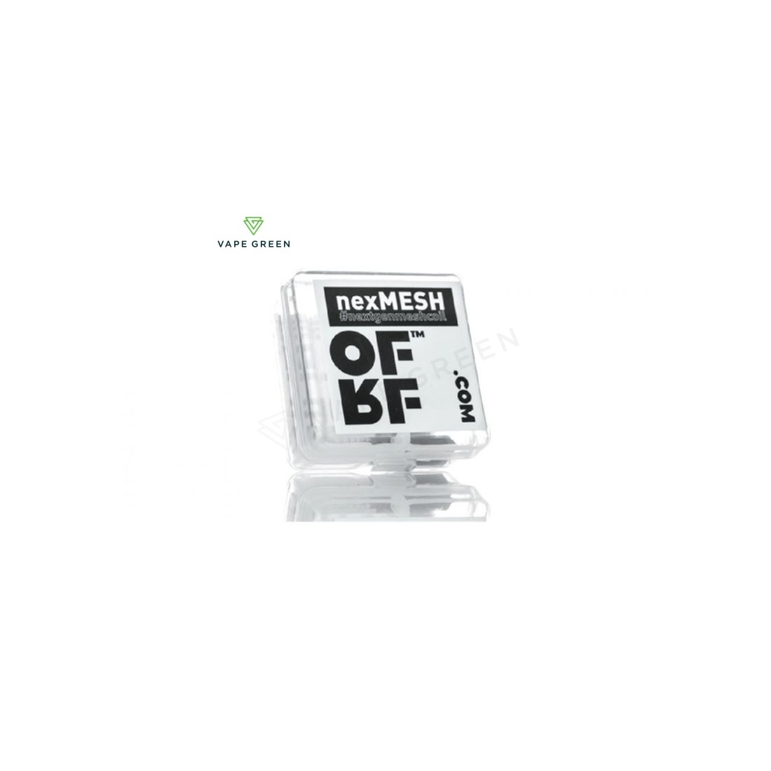 OFRF nexMesh Triple Density Mesh Coils For The Wotofo Profile pack of 10