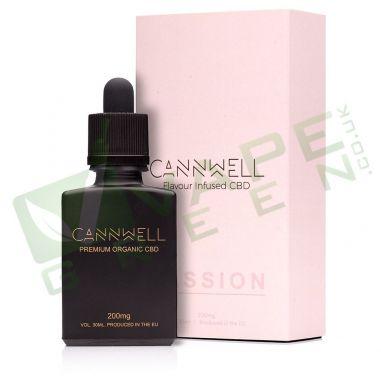 Passion CBD Premium E-Liquid by Cannwell