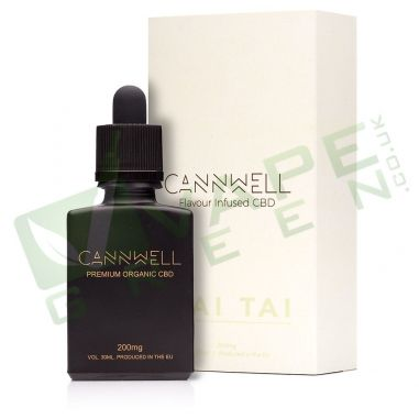 Mai Tai CBD Premium E-Liquid by Cannwell