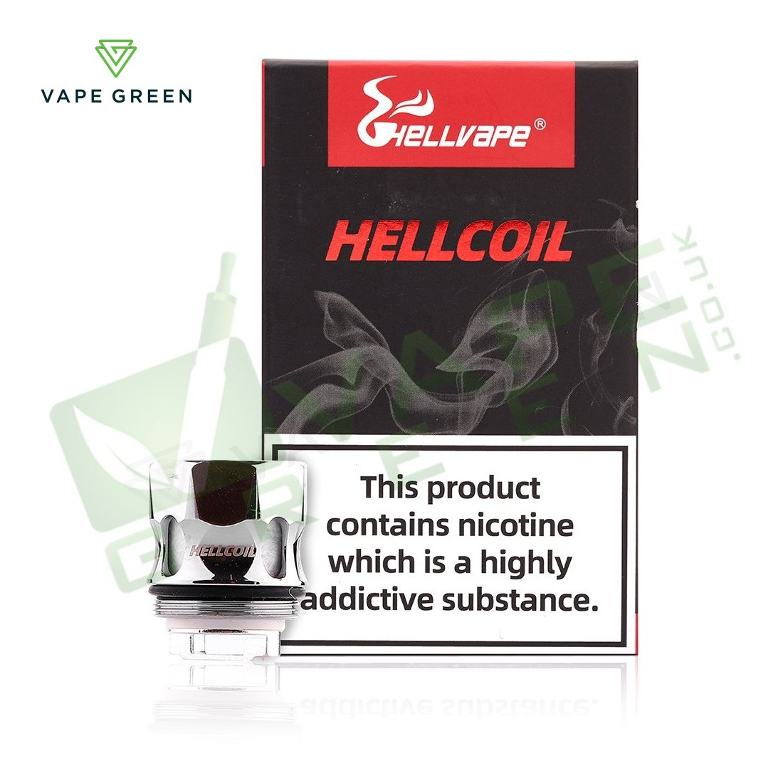 Hellcoil by Hellvape (3 Pack)