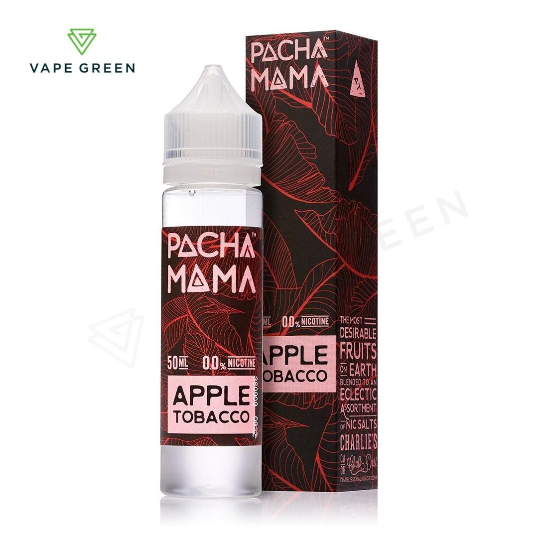 Apple Tobacco E-Liquid by Pacha Mama 50ml
