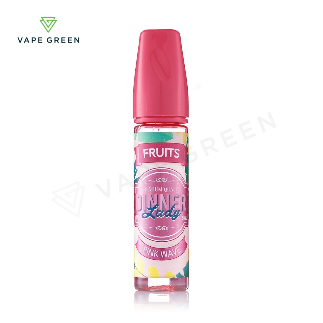 Pink Wave E-Liquid by Dinner Lady Fruits 50ml