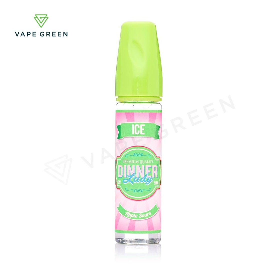 Apple Sours E-Liquid by Dinner Lady Ice 50ml