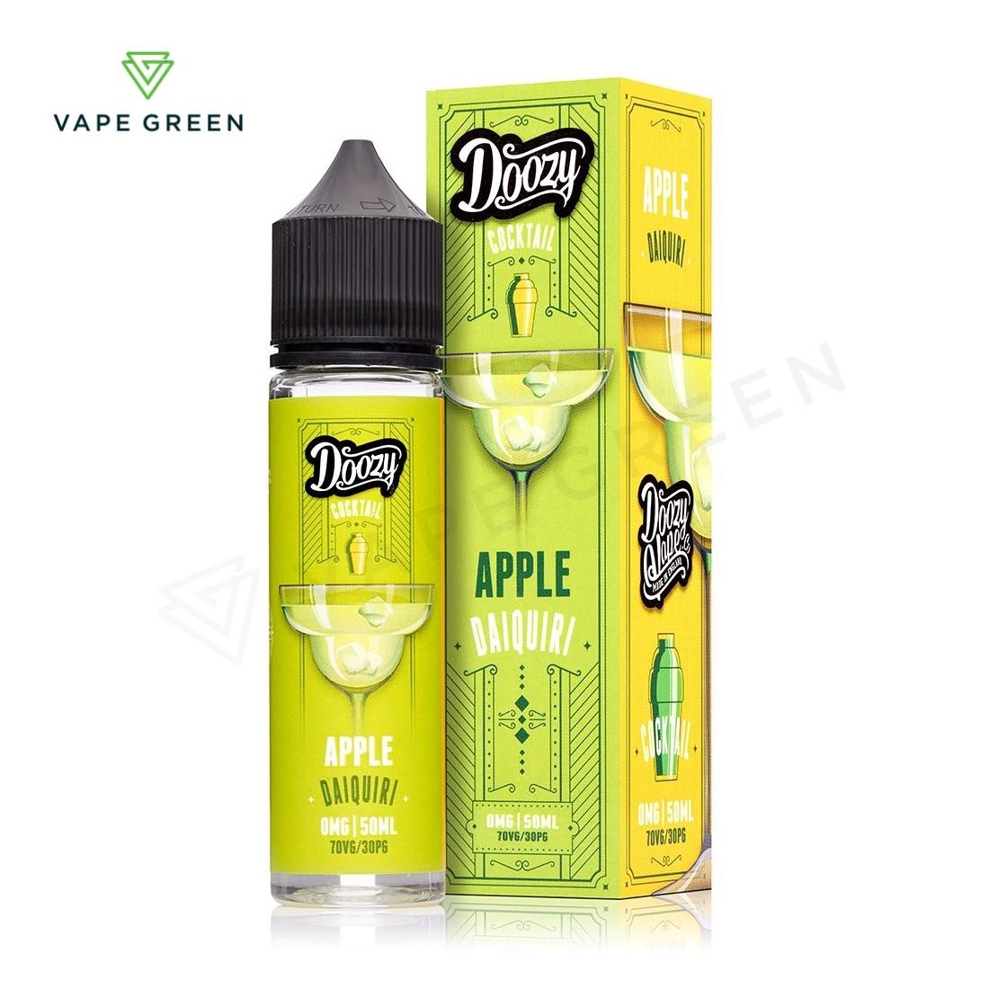Apple Daiquiri E-liquid by Doozy Cocktails 50ml