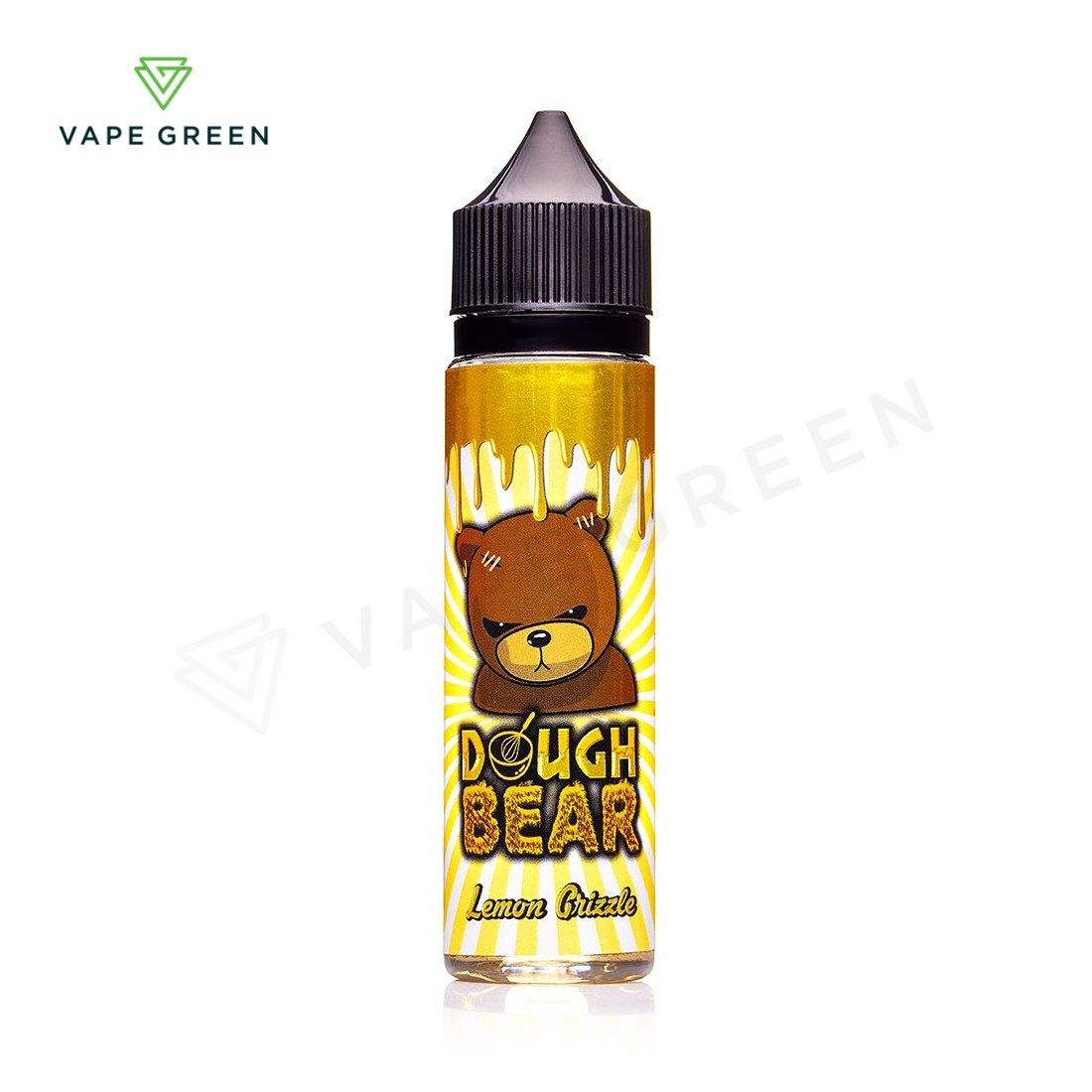 Lemon Grizzle E-Liquid by Dough Bear 50ml