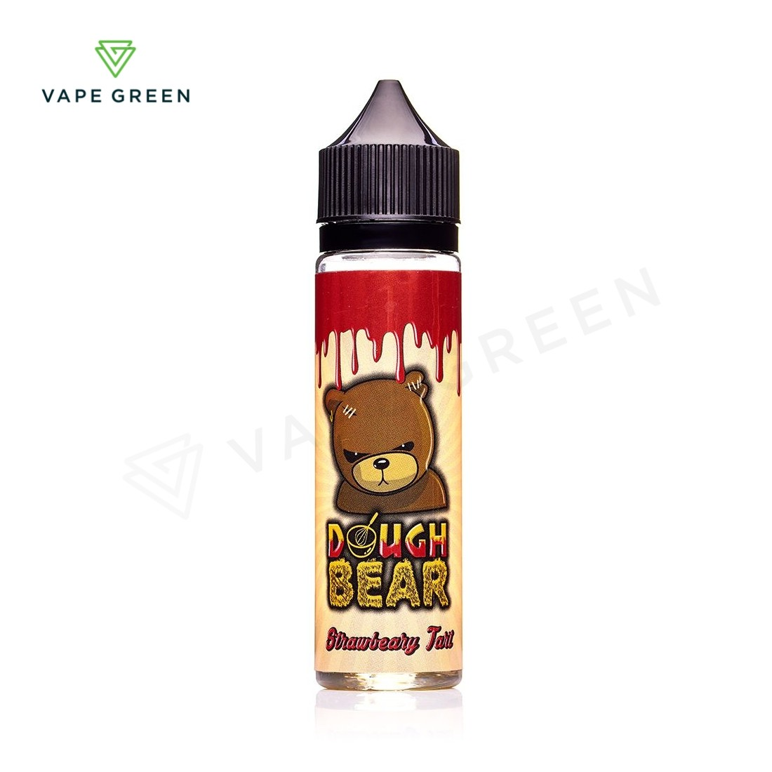 Strawbeary Tart E-Liquid by Dough Bear 50ml
