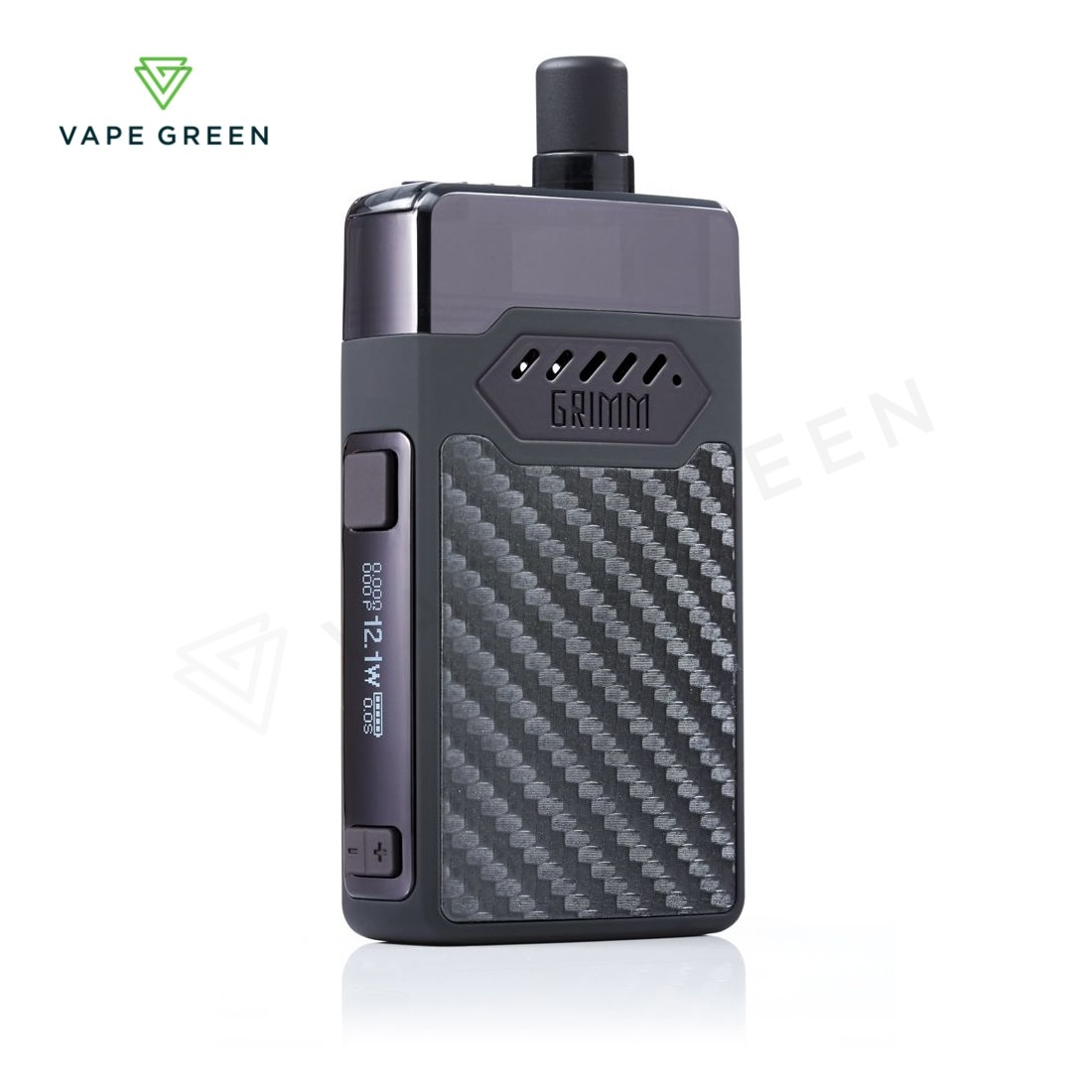 Grimm Pod Kit by Hellvape - Grimmgreen X OhmBoy