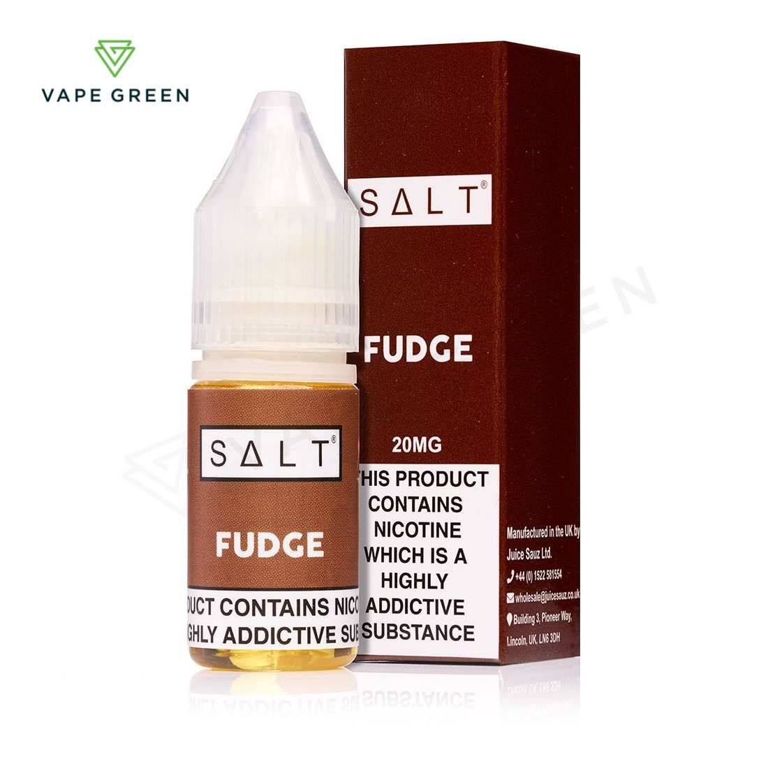 Fudge eLiquid by SALT