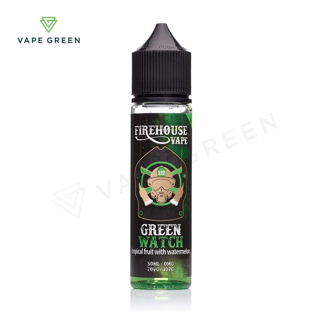 Green Watch E-Liquid by Firehouse Vape 50ml
