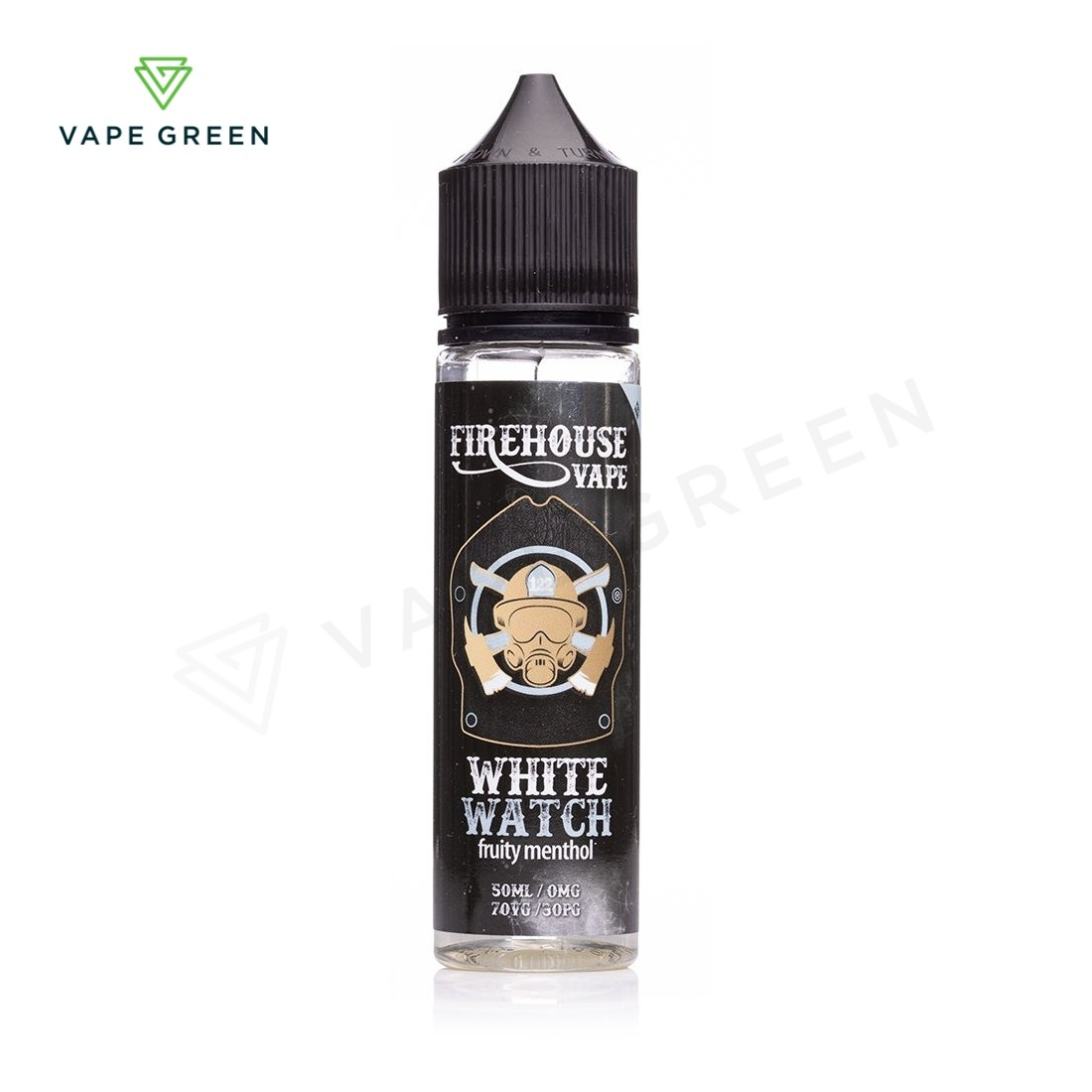 White Watch E-Liquid by Firehouse Vape 50ml