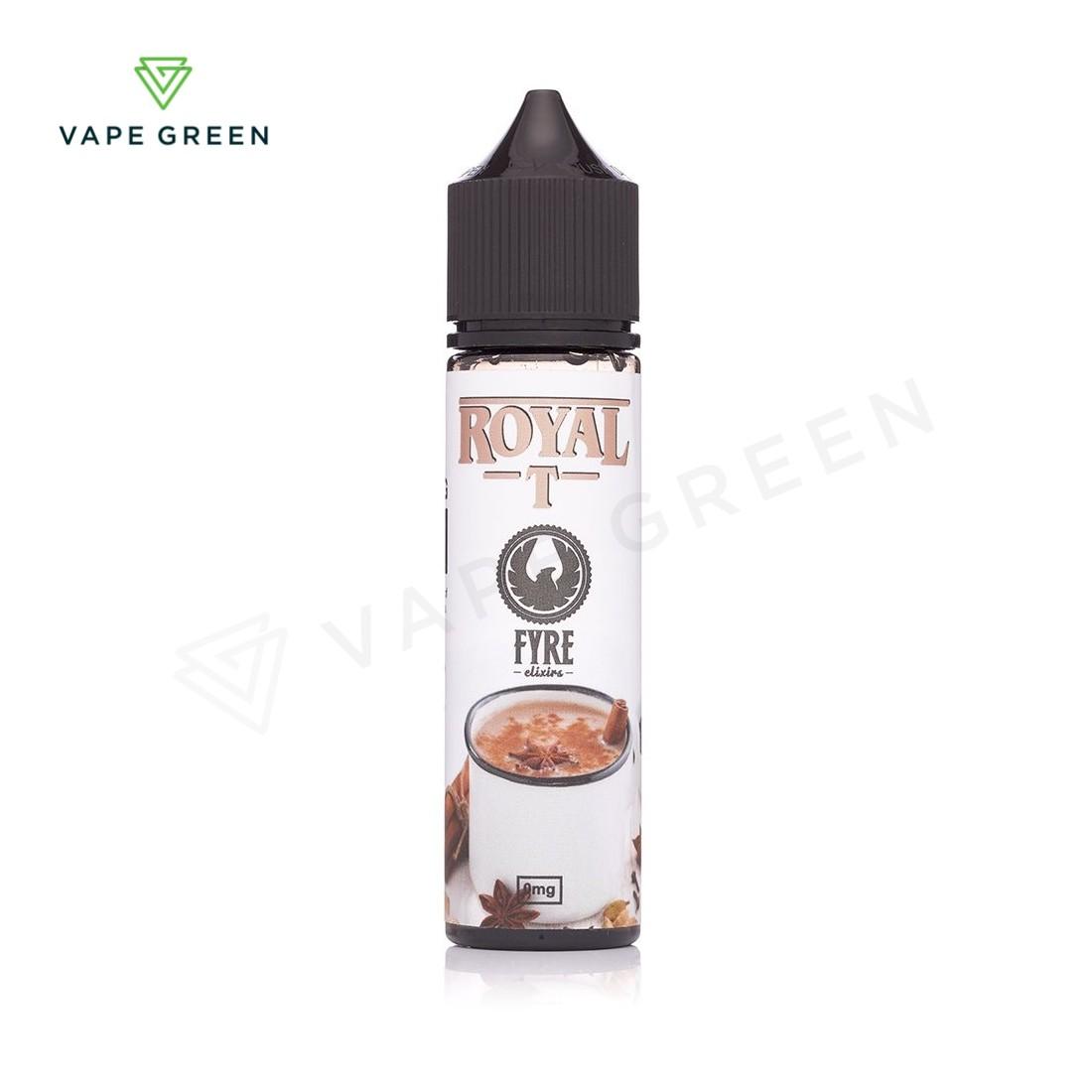 Royal T E-Liquid by Fyre Elixirs 50ml
