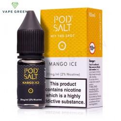 Mango Ice eLiquid by Pod Salt