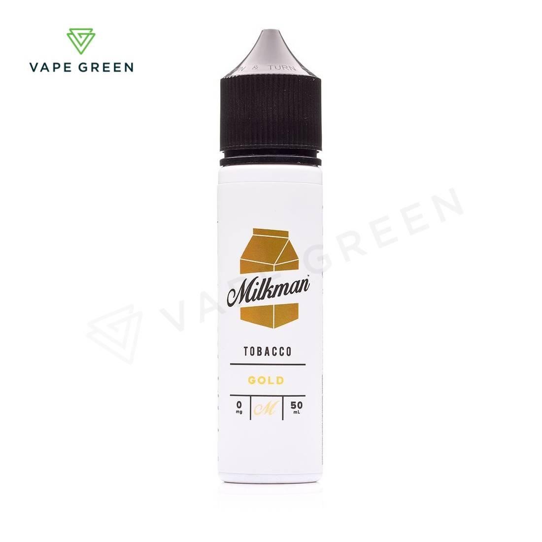 Gold E-Liquid by The Milkman Heritage 50ml