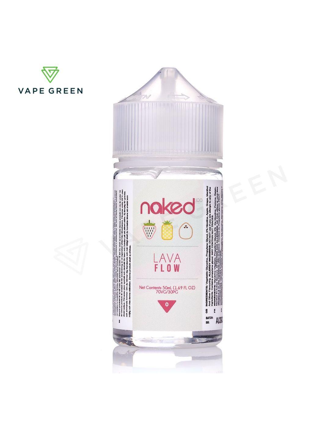 Naked 100 Lava Flow E-juice 60ml | Vapesourcing