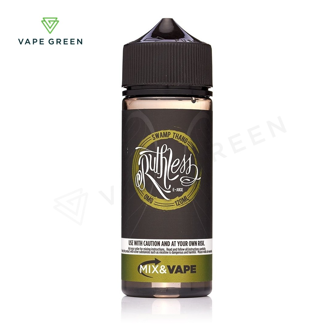 Swamp Thang On Ice E-liquid by Ruthless 100ml