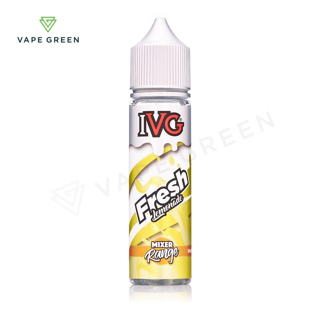 Fresh Lemonade E-liquid by IVG Mixer Range 50ml