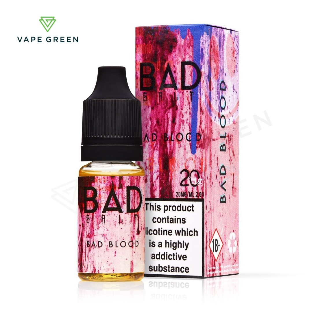 Bad Blood E-Liquid by Bad Drip Salts