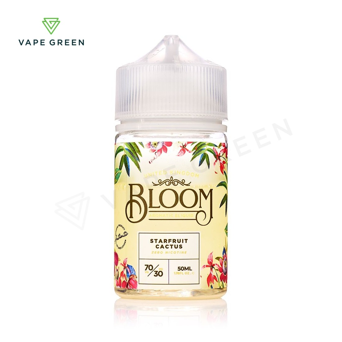 Starfruit Cactus E-Liquid by Bloom 50ml