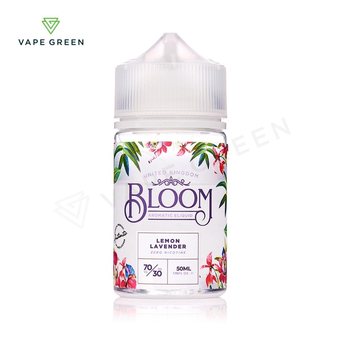 Lemon Lavender E-Liquid by Bloom 50ml