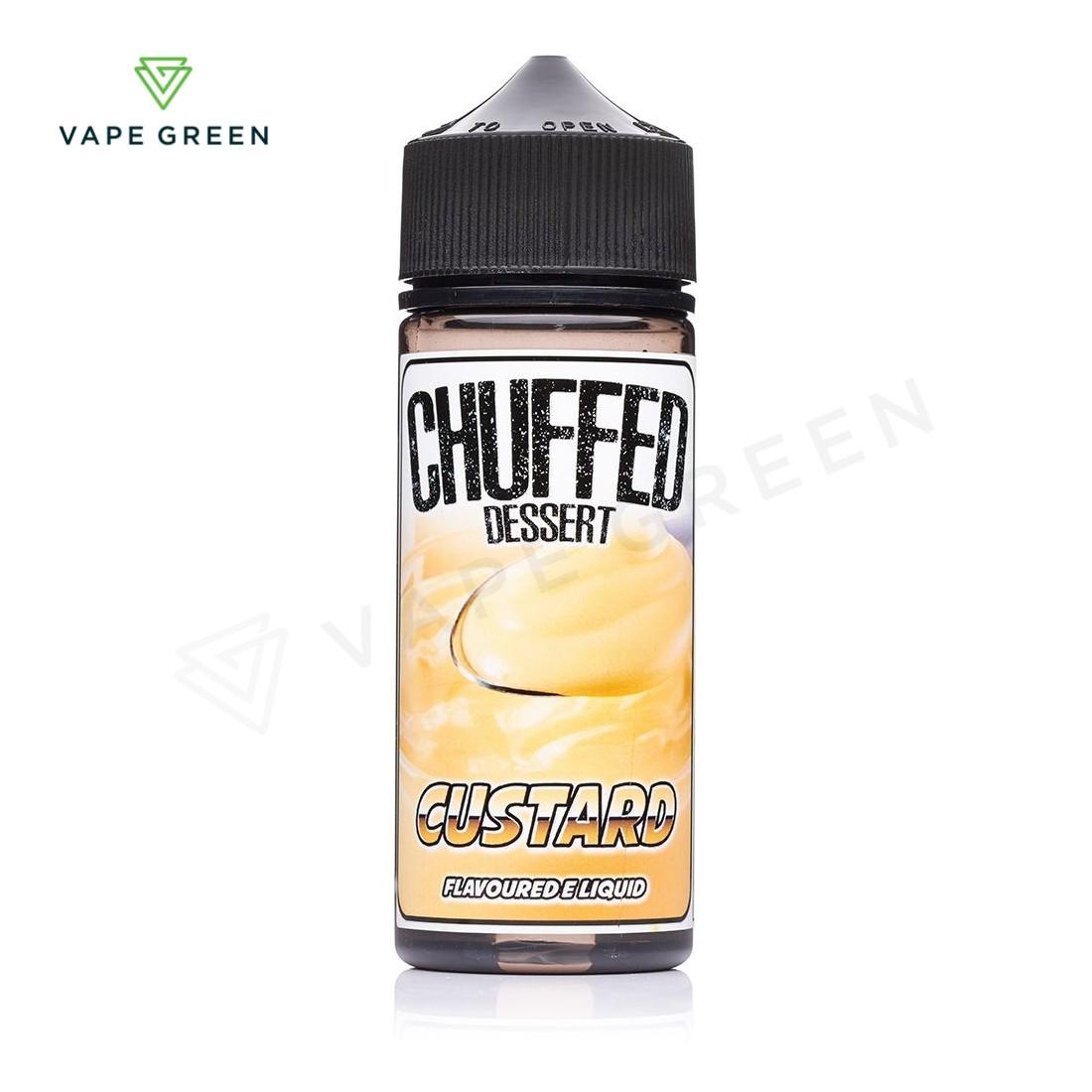 Custard E-liquid by Chuffed 100ml