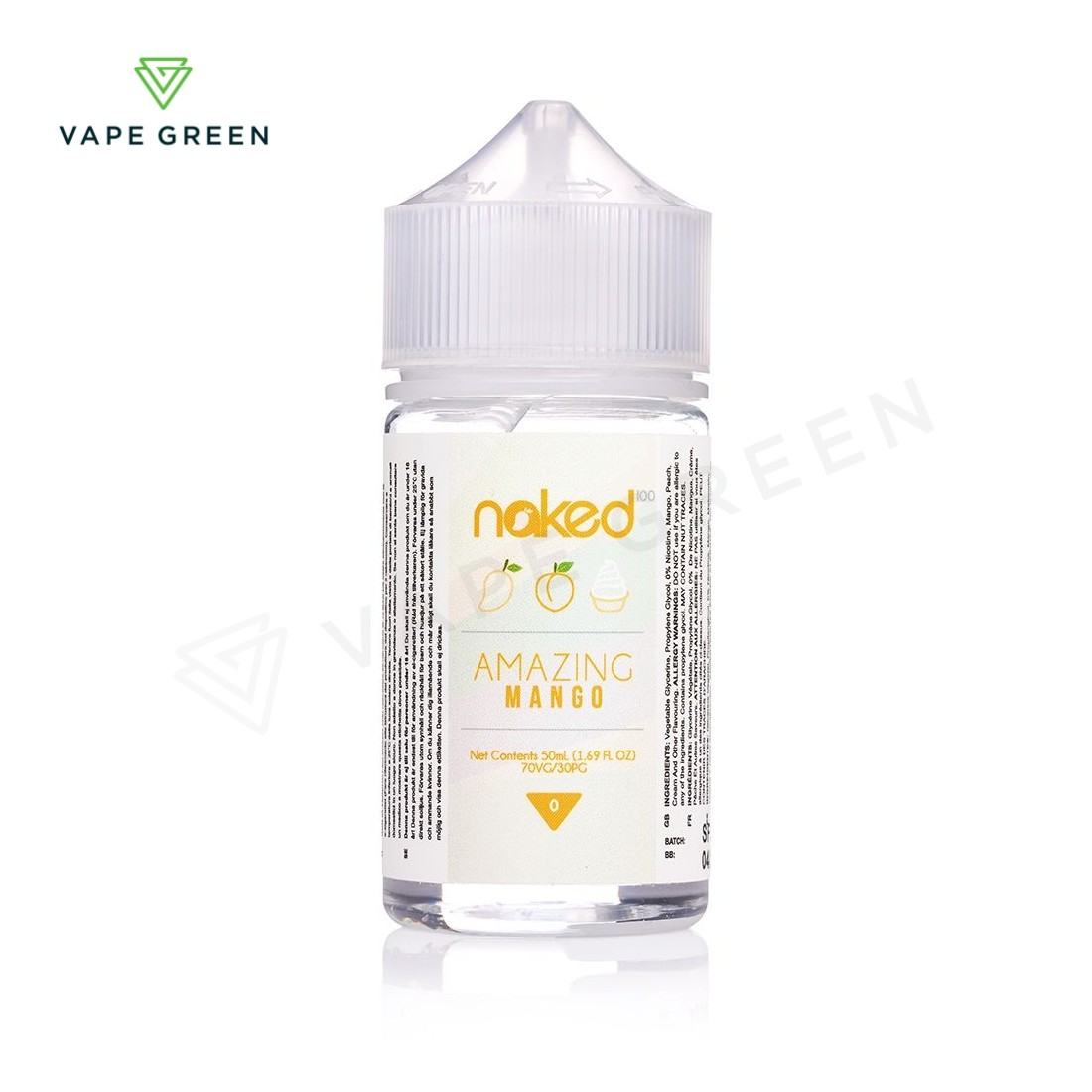 Amazing Mango E-liquid by Naked 100 - 50ml