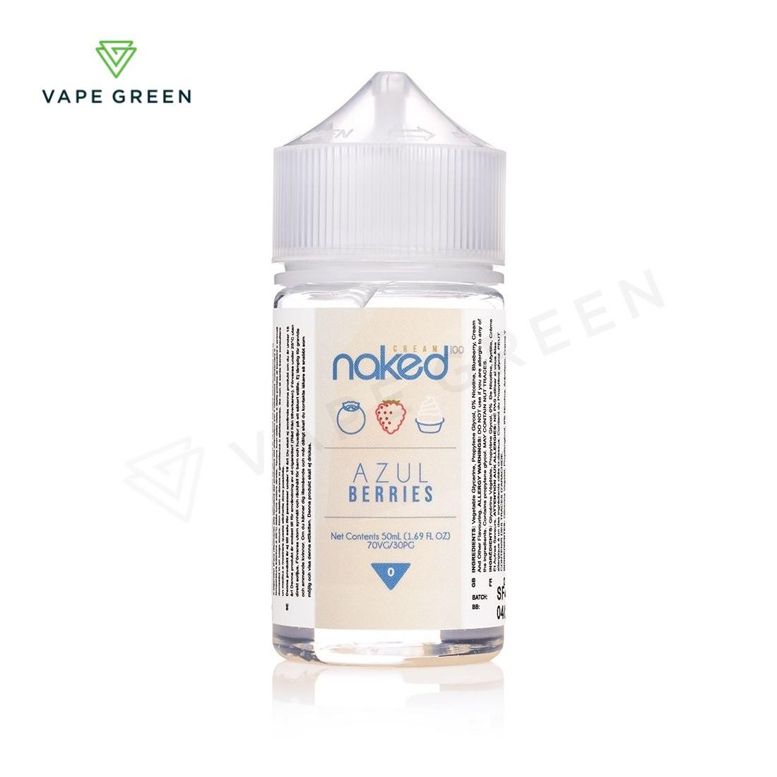 Azul Berries E-liquid by Naked 100 - 50ml