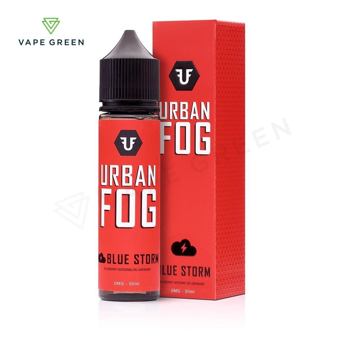 Blue Storm E-Liquid by Urban Fog 50ml