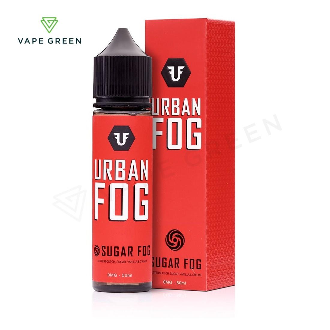Sugar Fog E-Liquid by Urban Fog 50ml
