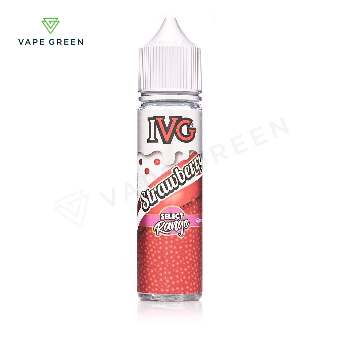 Strawberry E-liquid by IVG Sweets 50ml