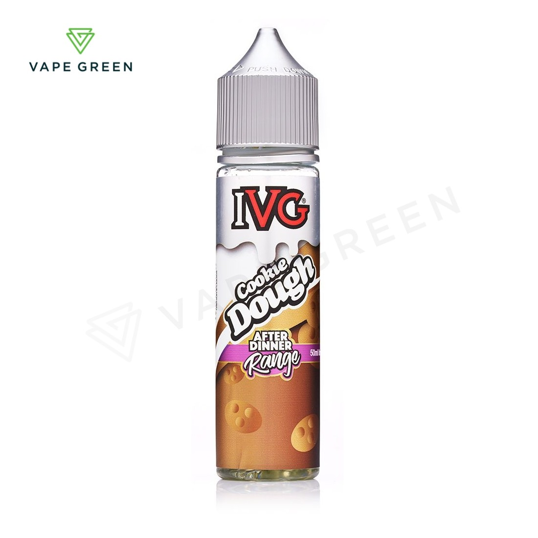 Cookie Dough E-liquid by IVG After Dinner 50ml