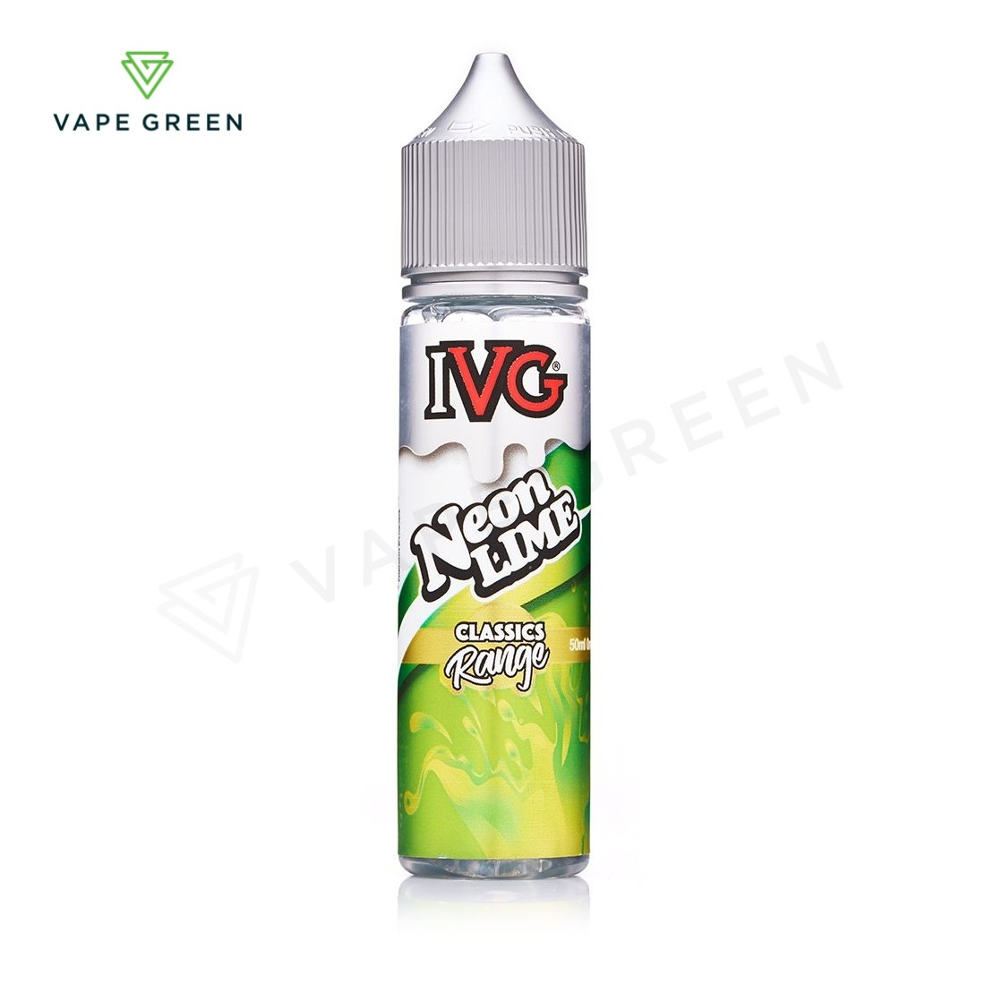 Neon Lime E-liquid by IVG Classics 50ml