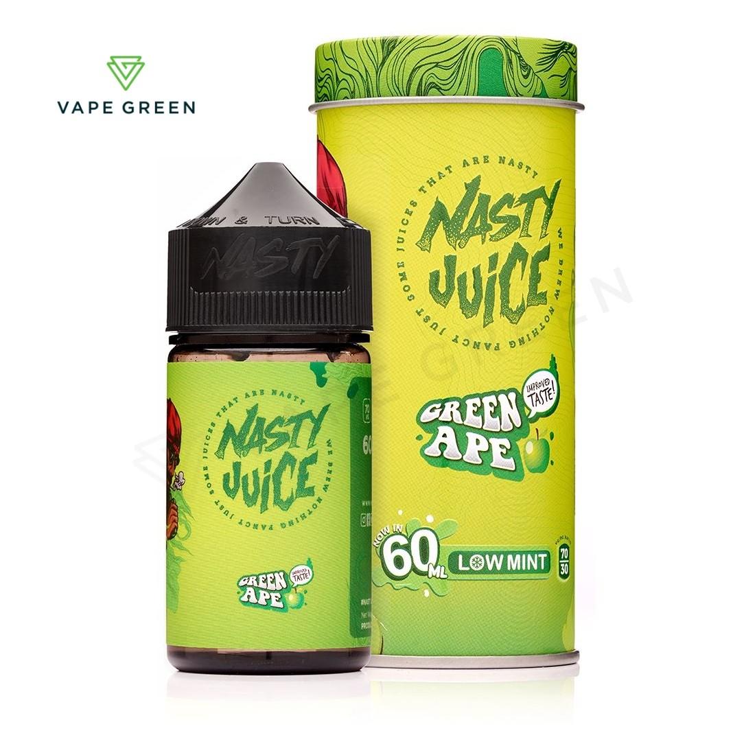 Green Ape E-Liquid by Nasty Juice 50ml