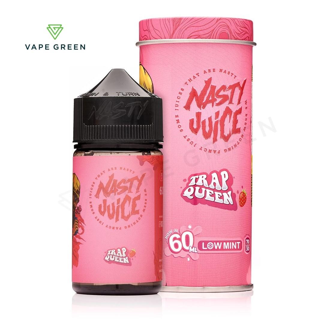 Trap Queen E-Liquid by Nasty Juice 50ml