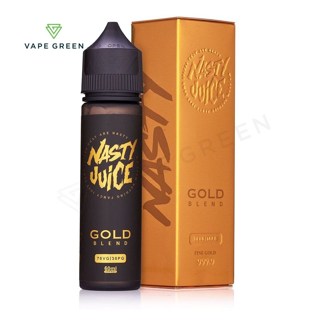 Gold Blend Tobacco E-Liquid by Nasty Juice 50ml