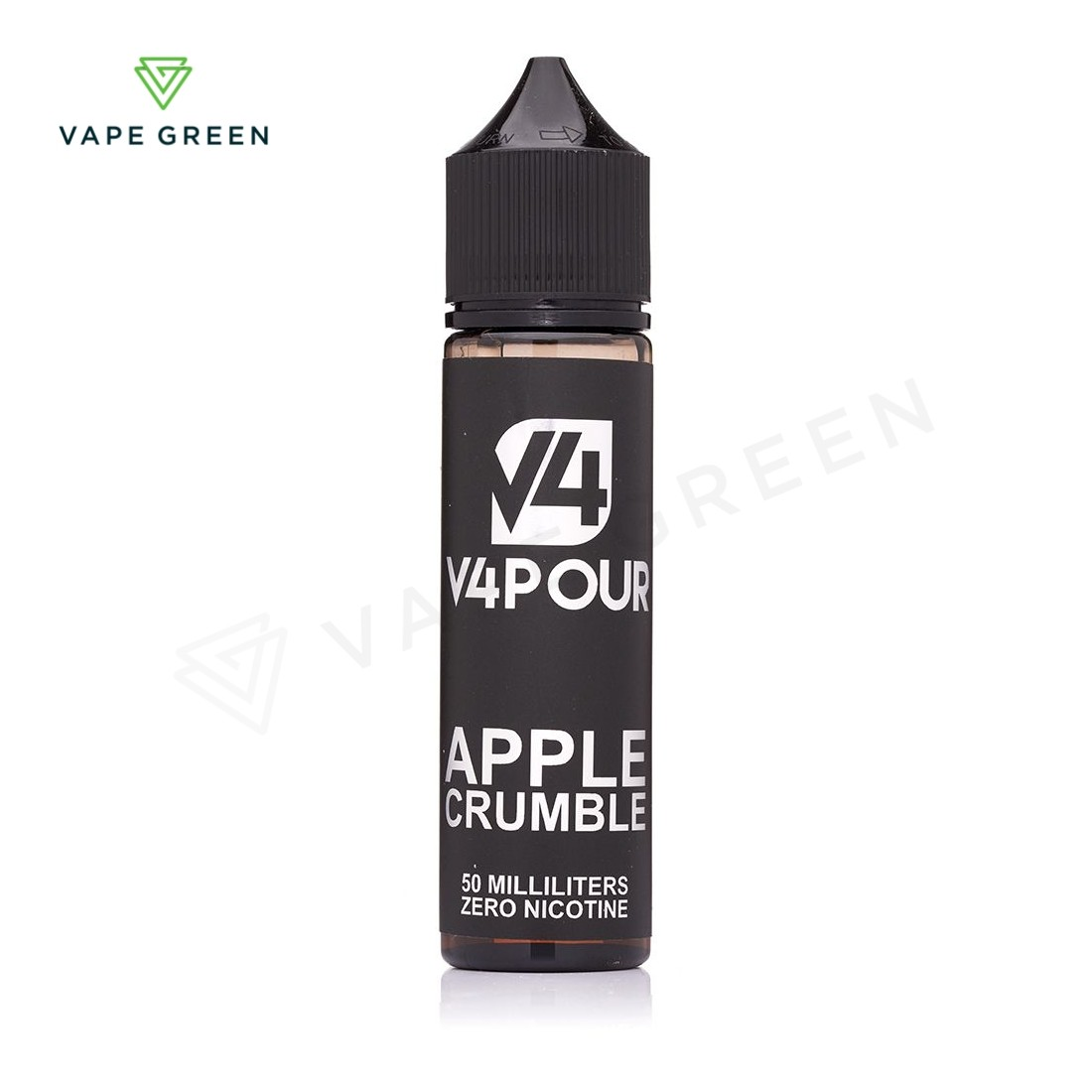 Apple Crumble E-liquid by V4 Vapour 50ml