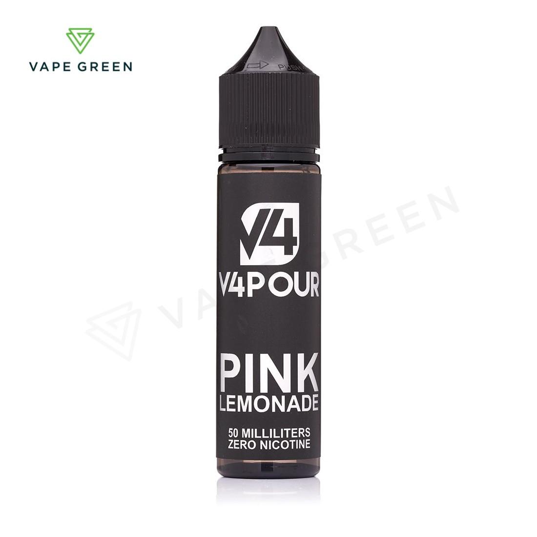 Pink Lemonade E-liquid by V4 Vapour 50ml